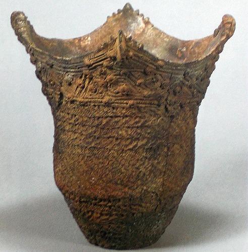 縄文土器 - Jōmon Pottery : 夏休み 実験 : 夏休み